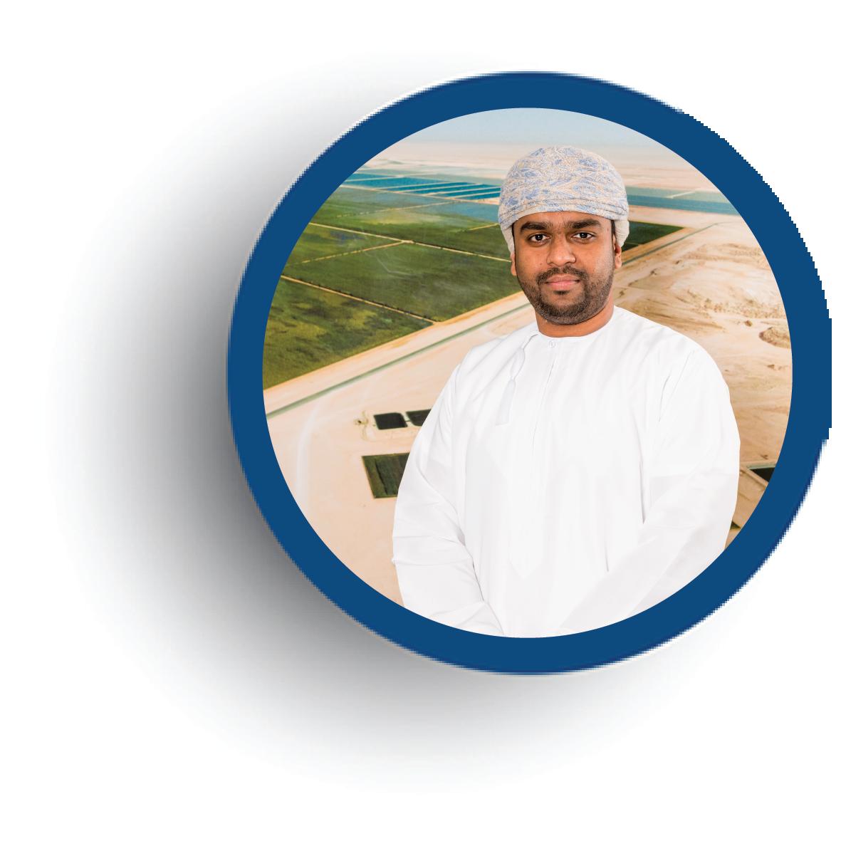 Bauer Board Members with circles_Fahad Khamis Abdullah Al Bulushi